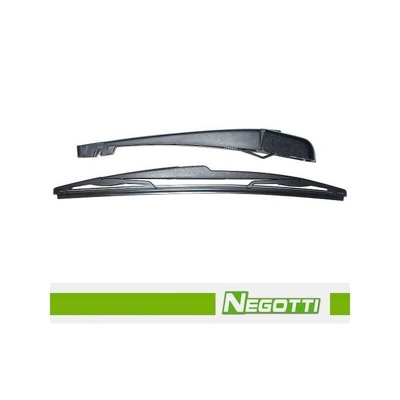 Rameno zadního stěrače PEUGEOT 307 HB s lištou (2000 - 2007) Negotti KRT05 Peugeot 307 HB 5908258333053