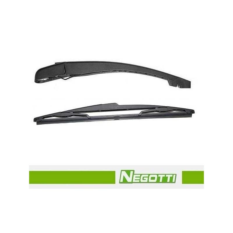 Rameno zadního stěrače PEUGEOT 307 SW / BREAK s lištou (2002 - 2008) Negotti KRT08 pro Peugeot 307 SW 5908258333084