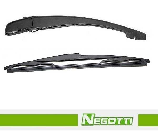 Rameno zadního stěrače PEUGEOT 307 SW / BREAK s lištou (2002 - 2008)