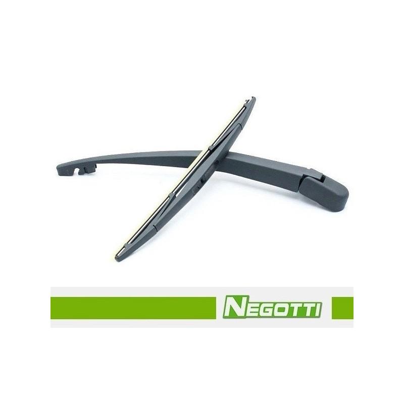 Rameno zadního stěrače NISSAN MICRA III s lištou (2010 - ++) Negotti KRT114 Nissan Micra III 5908258334142