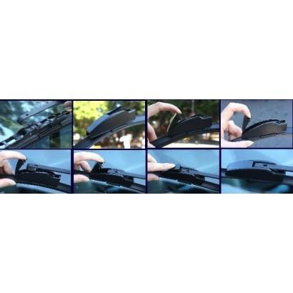 Ploché stěrače FIAT ULYSSE III (2005 - 2010)