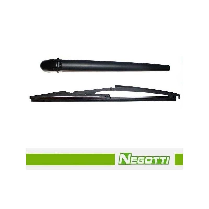 Rameno zadního stěrače FIAT MULTIPLA s lištou (1999 - 2010) Negotti KRT92 Fiat Multipla 5908258333923