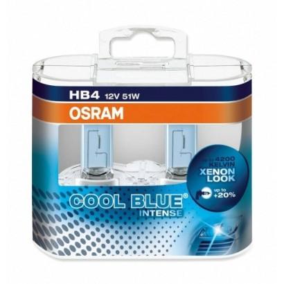 OSRAM HB4 COOL BLUE INTENSE 12V 51W DUO BOX