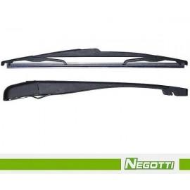 Rameno zadního stěrače PEUGEOT 206 HB s lištou (1998 - 2009)