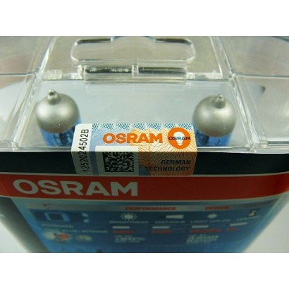 OSRAM H7 COOL BLUE INTENSE 12V 55W DUO BOX