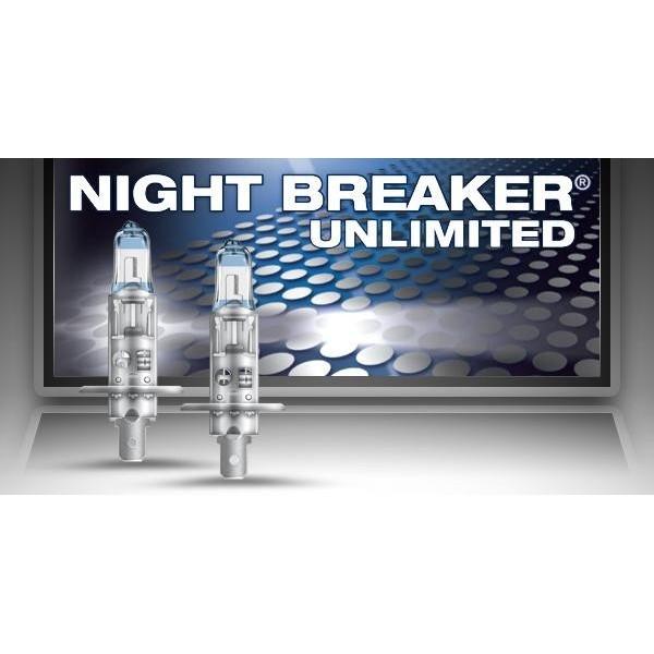 osram h1 night breaker unlimited 12v 55w duo box. Black Bedroom Furniture Sets. Home Design Ideas