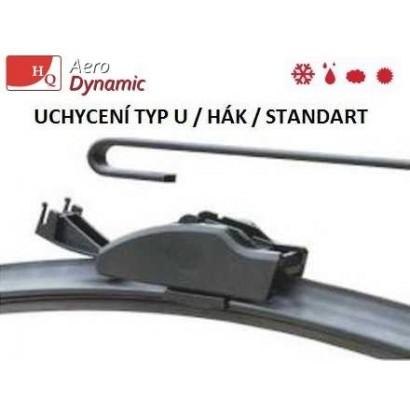 Stěrače DAIHATSU TERIOS 525/450 mm (2006 - ++)